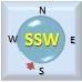 Vento da SSW